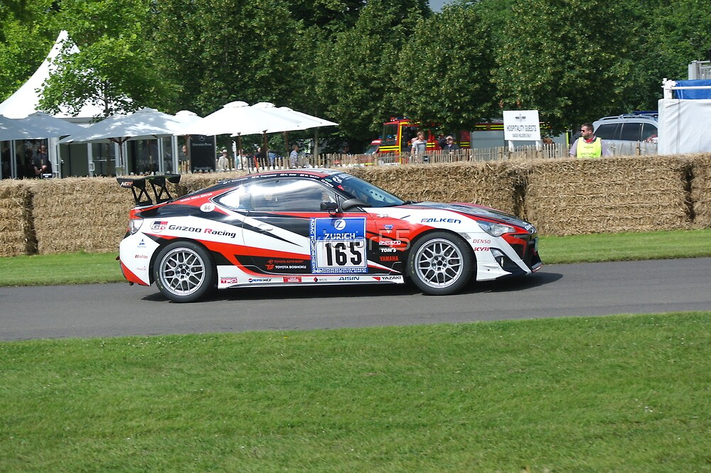 Goodwood Festival of Speed 2012 by victor55