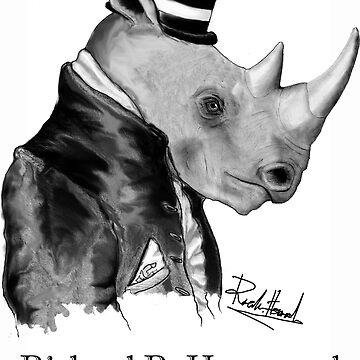 Richard R. Hornwood (Gentleman Rhino) by Miln3r