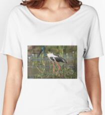 Up Close And Personal Women's Relaxed Fit T-Shirt