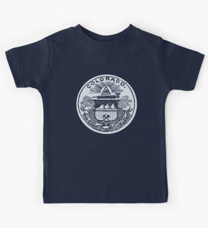 Colorado (Dark Tees) Kids Clothes