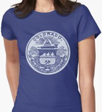 Colorado (Dark Tees) Women's Fitted T-Shirt