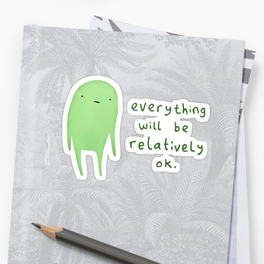 Relatively OK by Sophie Corrigan