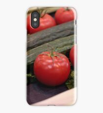 Vegetables! iPhone cover iPhone Case/Skin