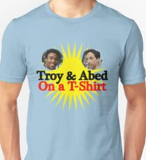 Troy and Abed on a T-Shirt T-Shirt