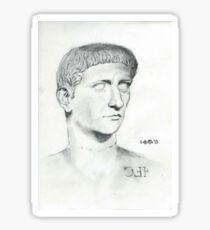 Claudius Sticker