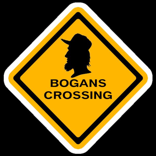 Bogans crossing by Diabolical