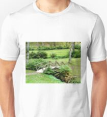 The bridge between you and me Unisex T-Shirt