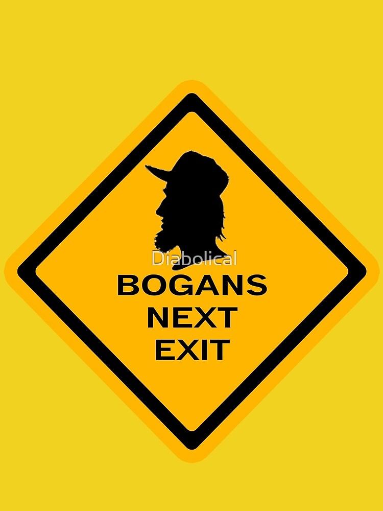 Bogans - Exit (diamond) by Diabolical