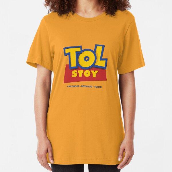 TOL-STOY III Slim Fit T-Shirt