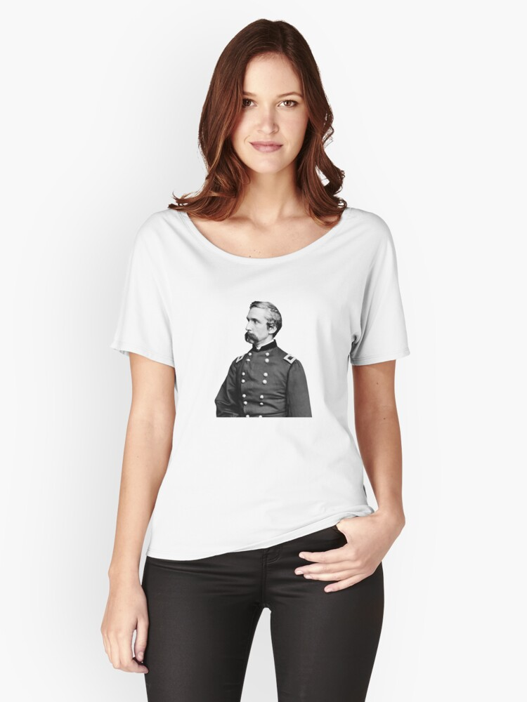 General Joshua Lawrence Chamberlain Women's Relaxed Fit T-Shirt Front