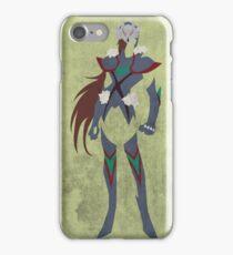 Wolf Haruto iPhone Case/Skin