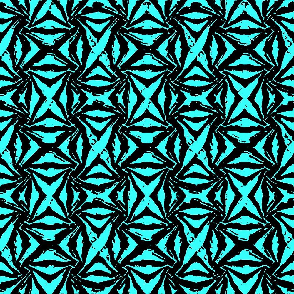 PRIMITIVE BLUE by paulvolker