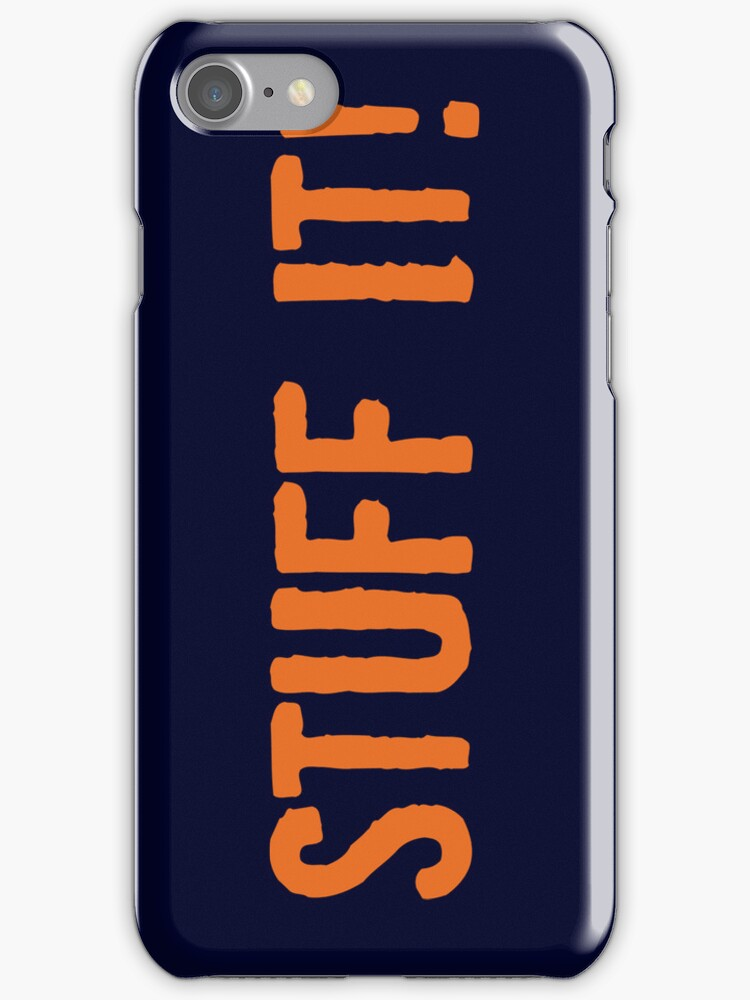 Stuff It by Frank Schuster