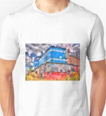 My job is done here, time to go... – Mitt uppdrag är färdigt, dags att gå… Unisex T-Shirt
