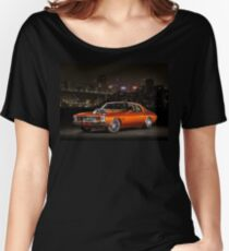 James' Holden HQ Monaro Women's Relaxed Fit T-Shirt