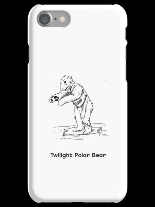 Twilight Polar Bear by 4SAS