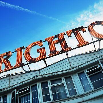 Brighton by johandahlberg
