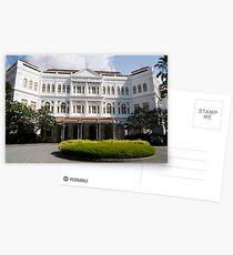 Raffles Hotel, Singapore Postcards