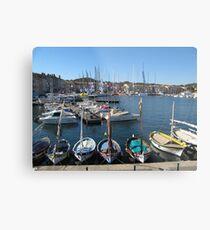 le barchette alla Giraglia Rolex Cup a S.Tropez- FRANCE -EUROPE -  giugno 2012 - vince Esimit Europe 2 - 2200 visualizzaz.a NOVEMBRE 2013-  RB EXPLORE 9 LUGLIO 2012 - Metal Print