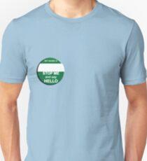"The Inbetweeners - ""Nice Badge"" make your own T-Shirt"