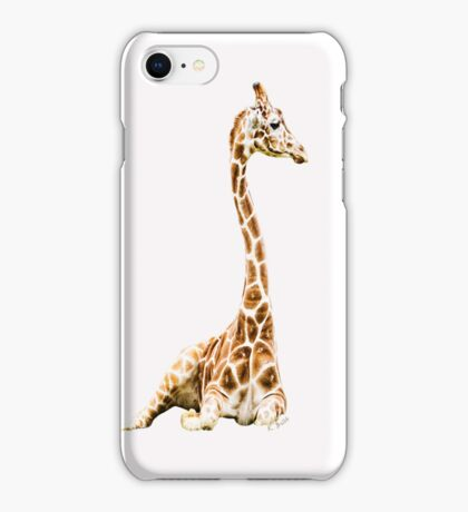 Giraffe iphone iPhone Case/Skin