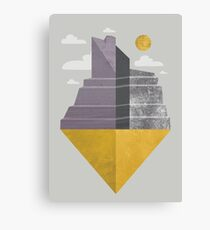 Grand Canyon slice Canvas Print