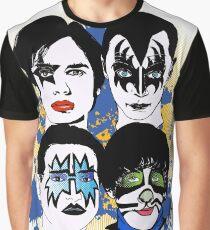 die große Kuss-Theorie Grafik T-Shirt