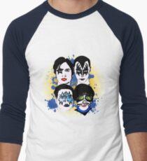 die große Kuss-Theorie Baseballshirt mit 3/4-Arm