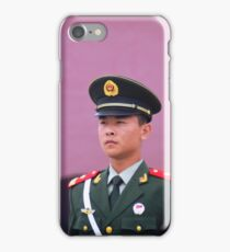Chinese Guard iPhone Case/Skin