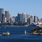 A Taronga Zoo View... by Donna Keevers Driver