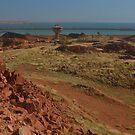 Pilbara Terrain by Robyn Forbes