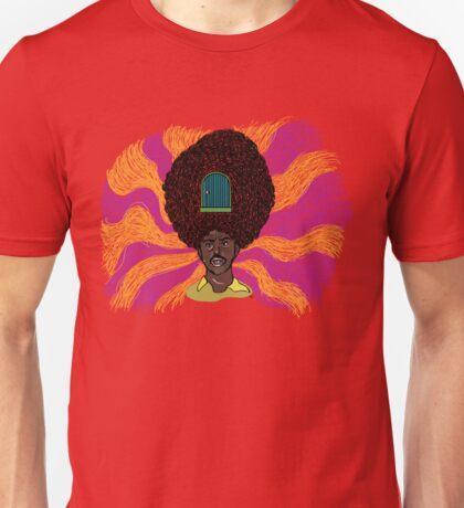 The Mighty Boosh - Rudi van DiSarzio - Rudy - Psychedelic Monk T-Shirt
