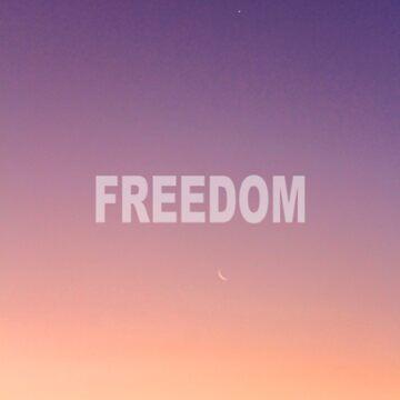 FREEDOM by chr15w00d