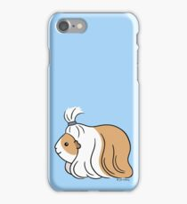 Guinea-pig Tail - long haired cavy iPhone Case/Skin