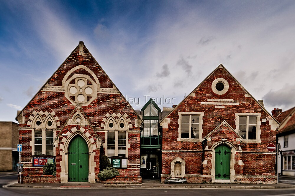 Wallingford Methodist Church by Jay Taylor