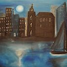 City Blues by budrfli
