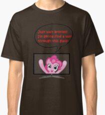 Pinkie Pie Fourth Wall Breach Classic T-Shirt