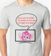 Pinkie Pie Fourth Wall Breach T-Shirt
