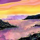 Seascape--On The Rocks. by Sesha