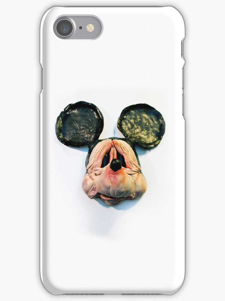 Elderly Mouse by darickmaasen