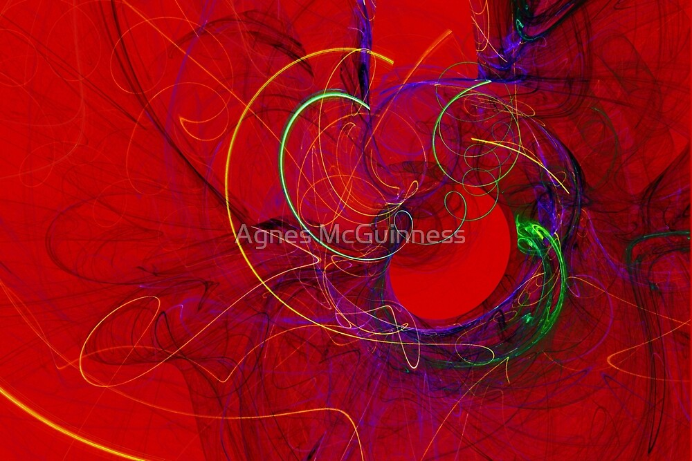 Threads by Agnes McGuinness