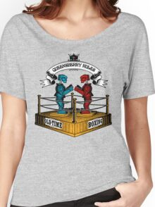 Old-Time Boxing Women's Relaxed Fit T-Shirt