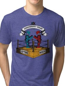 Old-Time Boxing Tri-blend T-Shirt