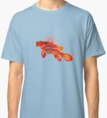 Lionfish Isolated Classic T-Shirt