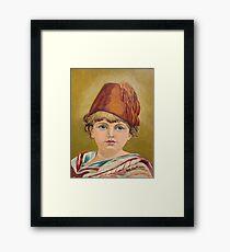 """ALADDIN"" Framed Print"
