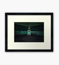 Medicority Wins Framed Print
