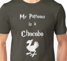 My Patronus is a Chocobo Unisex T-Shirt
