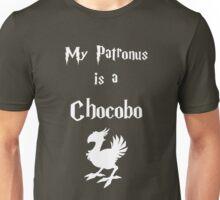 My Patronus is a Chocobo Unisex T-Shirt
