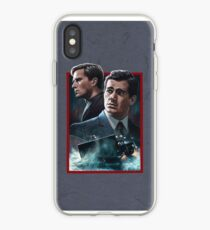 The Cowboy & the Red Peril iPhone Case