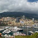Principality of Monaco by Steve Woods